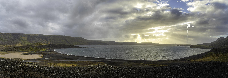 Lake Kleifarvatn by Jeremy Paton