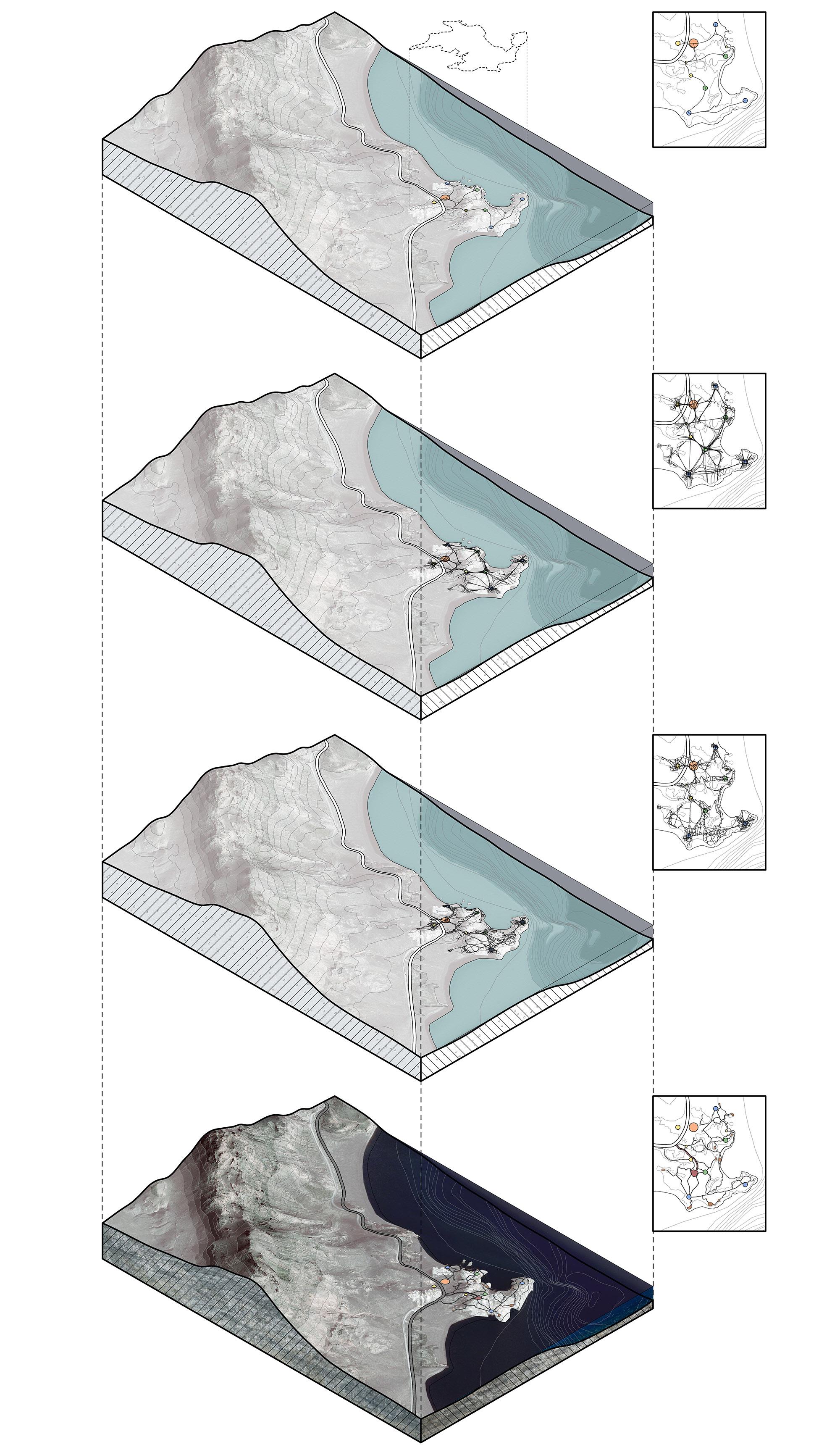Masterplan Isometric Stack